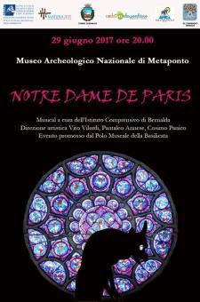 Notre Dame de Paris - 29 Giugno 2017 - Matera