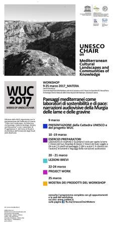 Paesaggi mediterranei come laboratori di sostenibilità e di pace: narrazioni audiovisive della Murgia delle lame e delle gravine - Matera