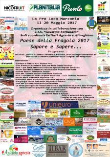 Paese della Fragola 2017 - 20 Maggio 2017 - Matera