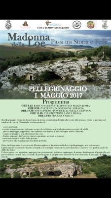Pellegrinaggio del 1 Maggio  - Matera