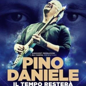 Pino Daniele - Il Tempo Resterà  - Matera