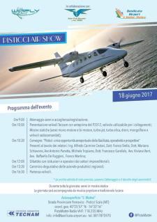 Pisticci Air Show  - 18 Giugno 2017 - Matera