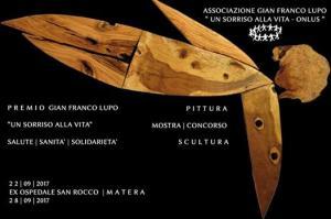 Premio Gian Franco Lupo –Un sorriso alla vita  - Matera