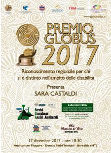 Premio Globus 2017 - 17 dicembre 2017 - Matera