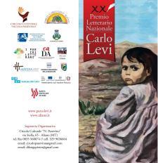 Premio letterario nazionale Carlo Levi  - Matera