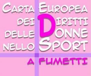 Presentazione della Carta Europea dei Diritti delle Donne nello Sport  - Matera