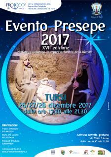 Presepe vivente a Tursi - Matera