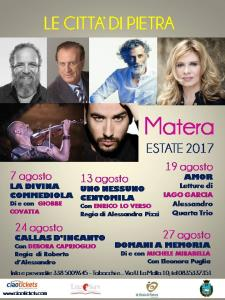 Rassegna Teatrale organizzata dalla cooperativa sociale Easy Work - Matera