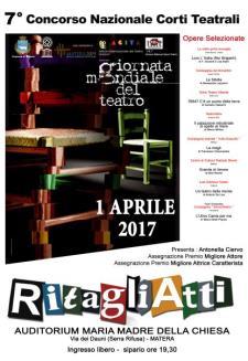 Ritagliatti - 7' edizione  - Matera
