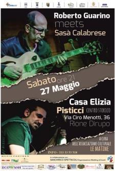 ROBERTO GUARINO - Duo  - Matera