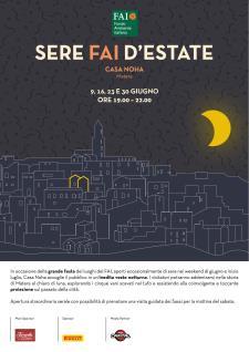 Sere FAI d'Estate 2017 - Matera