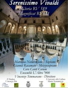 Serenissimo Vivaldi - 3 Giugno 2017 - Matera