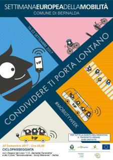 Settimana europea della mobilità a Bernalda - Matera