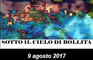 Sotto il cielo di Bollita - 9 Agosto 2017 - Matera