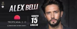Special Guest: ALEX Belli  - Matera