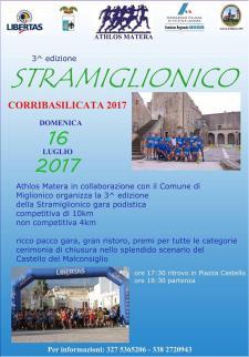 Stramiglionico 3° edizione  - Matera