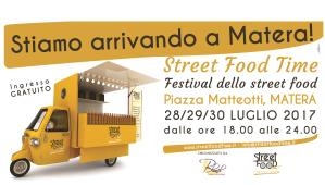 Street Food Time  - Matera