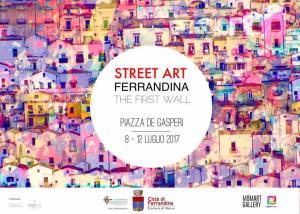 StreetArt Ferrandina  - Matera