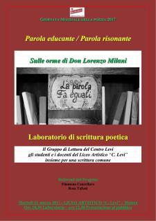 Sulle orme di Don Lorenzo Milani - 21 Marzo 2017 - Matera