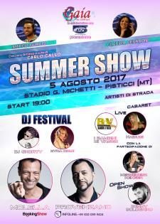 Summer Show 2017  - Matera