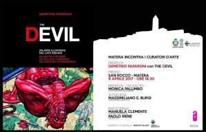 The Devil - 9 Aprile 2017 - Matera