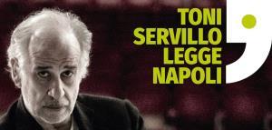 Toni Servillo Legge Napoli  - 30 Giugno 2017 - Matera