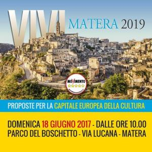 Vivi Matera 2019  - Matera