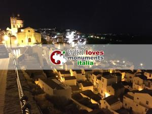 Wiki loves monuments - Matera