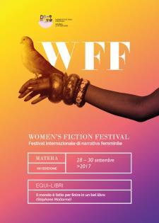 WOMEN'S FICTION FESTIVAL 2017 - Matera
