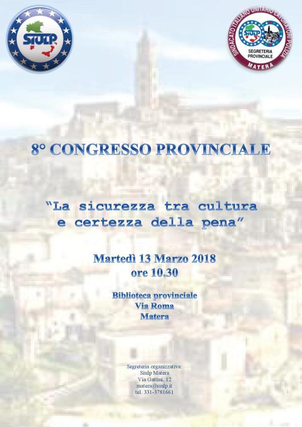 La sicurezza tra cultura e certezza della pena - 13 marzo 2018