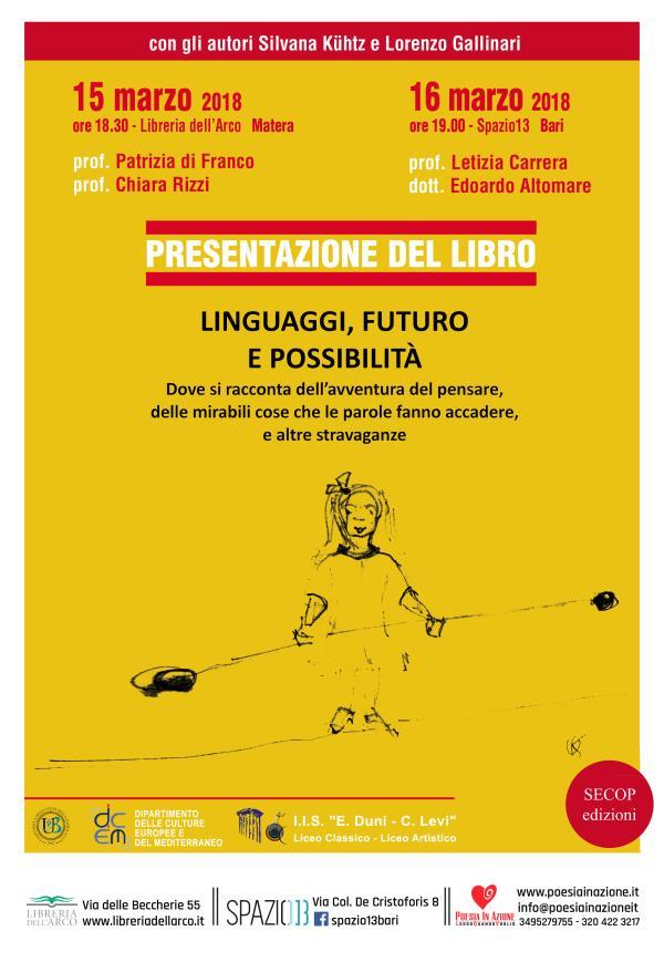 Linguaggi, futuro e possibilità