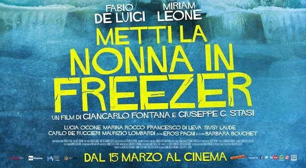 Metti la nonna in freezer