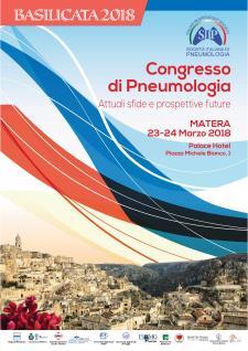Congresso di Pneumologia – Attuali sfide e prospettive future - Basilicata 2018 - 23 e 24 marzo 2018 - Matera
