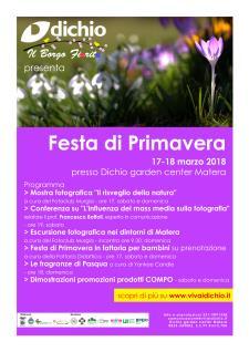 Festa di Primavera - Matera