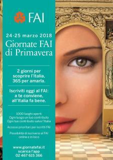 Giornate FAI di Primavera 2018 - 24 e 25 marzo 2018 - Matera