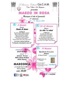 Marzo in rosa - Matera