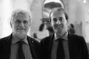 Raffaele Nigro e Filippo Radogna - Matera