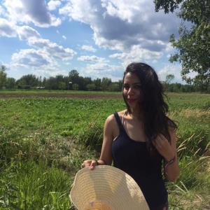 Sara Alavi - Matera