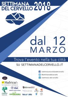 Settimana del Cervello - dal 12 al 18 marzo 2018 - Matera