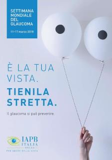 Settimana mondiale del glaucoma - dal 11 al 17 marzo 2018 - Matera