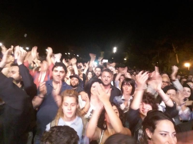 I KRIKKA REGGAE ANIMANO MATERA PER LA FESTA EUROPEA DELLA MUSICA. PHOTOGALLERY