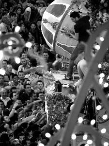 Festa della Bruna, Matera, 2011