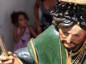Festa di San Rocco, Montescaglioso, 2011