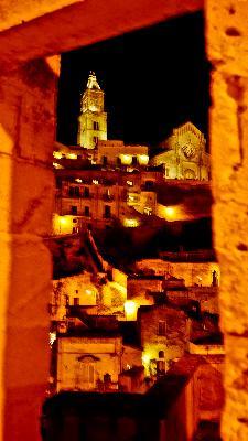 LUOGO:Sassi di Matera; SCATTATA: 29/12/2010 per il presepe vivente; FOTOGRAFO: Massimo Di Marzio