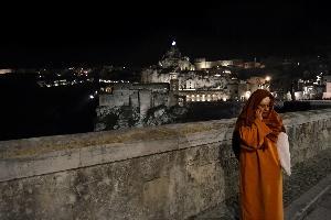 Un attimo di confusione tra antico e moderno :) FOTOGRAFO: Vito Di Fonzo