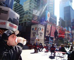 Un fantastico natale indimenticabile nella citta più bella del mondo  New York!!!!!