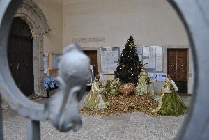FOTOGRAFO: Armaiuoli Brunella LUOGO: Matera, piazza sedile DATA: 1-1-2011