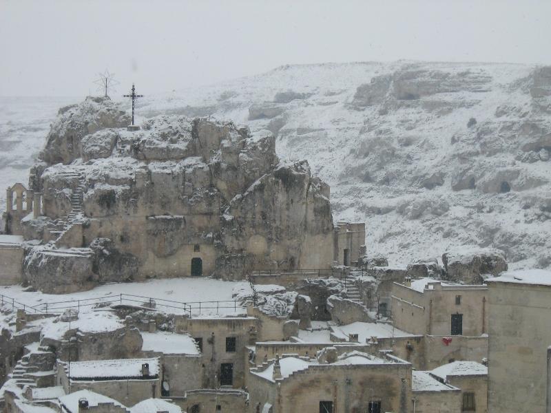 L Idris sotto la neve