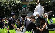 Via Annunziatella - Matera - 2 luglio 2008