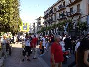 Matera - Via Nazionale - 2 luglio 2008